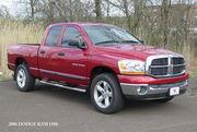 2006 Dodge Ram 1500 48799 miles
