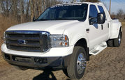 2001 Ford F-450 ELKHART TRUCK AND BODY CONVERSION XLT